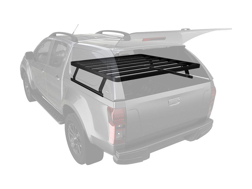 pickup truck slimline ii load bed rack kit 1425 w x 1358 l by front runner
