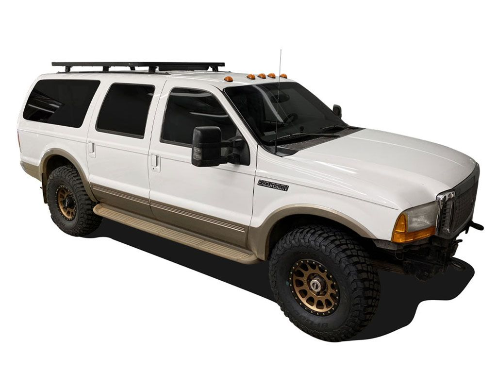 ford excursion 2000 2005 slimline ii 1 2 roof rack kit by front runner