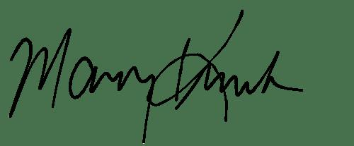 Mary Kurek Signature
