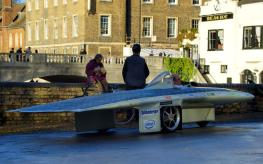 Cambridge University Eco Racing Daphne