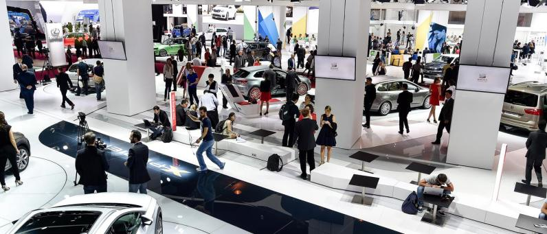 Paris Motor Show 2014 Ambience 01