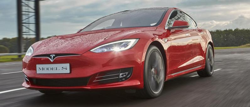Tesla Model S P100D 2017 13