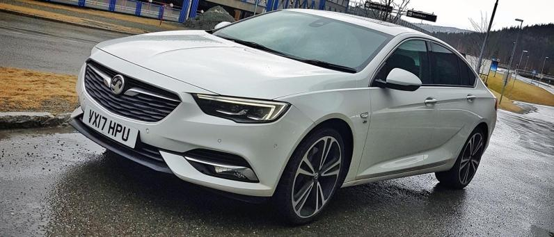 Vauxhall Insignia Grand Sport 2017 Norway Home 01