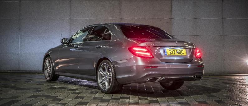 Mercedes E-Class 2018 11