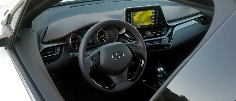 Toyota C-HR 2018 12