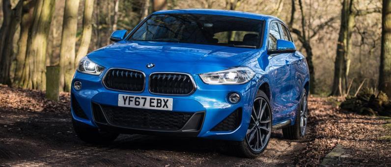 BMW X2 2018 07