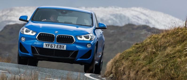 BMW X2 2018 11