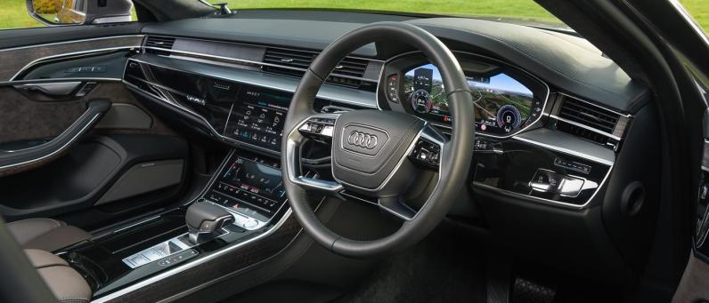 Audi A8 L 2018 12