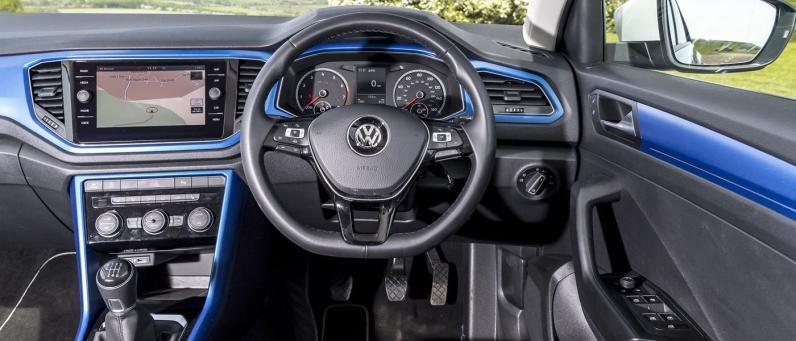 Volkswagen T-Roc 2018 01