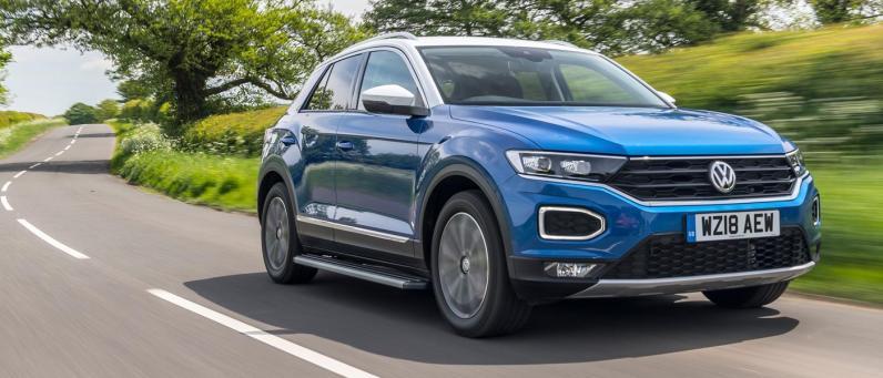 Volkswagen T-Roc 2018 04