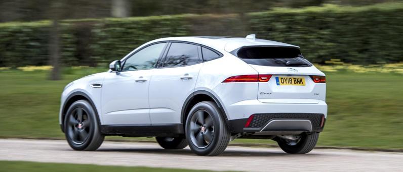 Jaguar E-Pace 2018 02