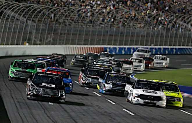 Return to Racing: Where the Truck Series Left Off When NASCAR was Sidelined