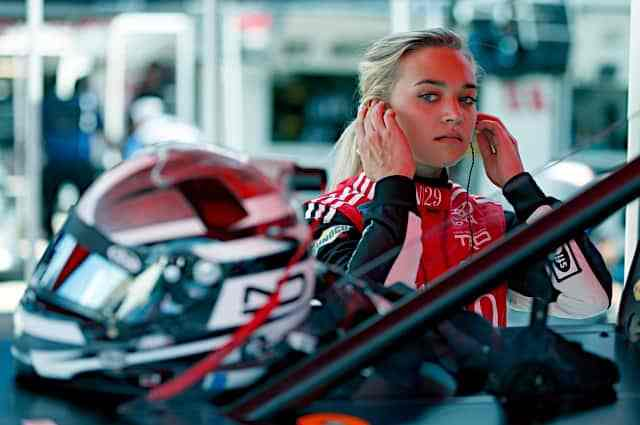 Natalie Decker to Drive Part-Time Schedule for Niece Motorsports