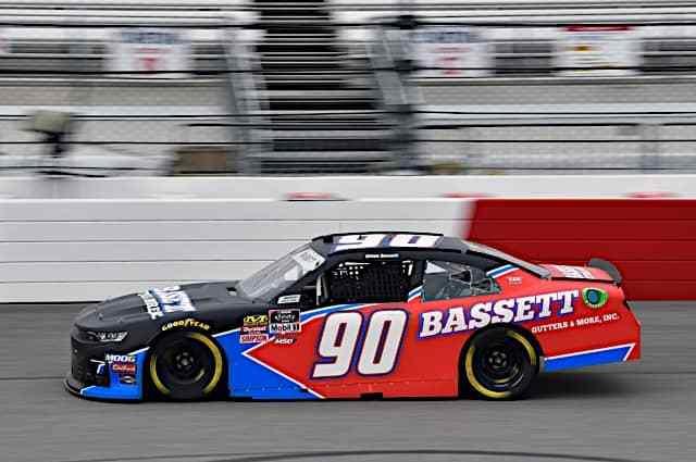 Ronnie Bassett Jr., Dillon Bassett Returning to DGM Racing for 20 Races
