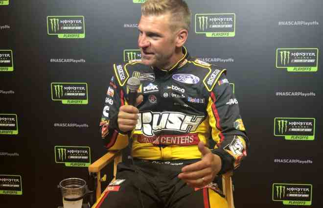 Clint Bowyer on iRacing Pro Invitational Series: 'We're All in This Together'