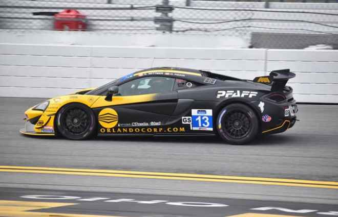 Kuno Wittmer Wins BMW Endurance Challenge at Daytona Pole