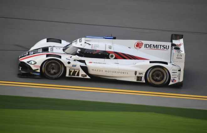Oliver Jarvis Repeats as Rolex 24 at Daytona Pole Sitter