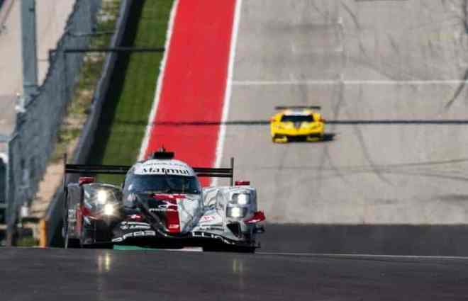 Rebellion Racing Claims Lone Star Le Mans Pole