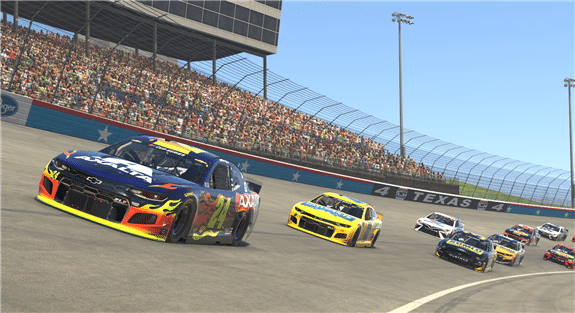NASCAR Announces Saturday Night Thunder Event for iRacing Bristol Event