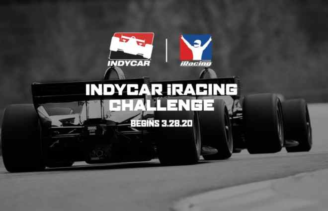 2020 INDYCAR iRacing Challenge: Honda Indy Grand Prix Entry List