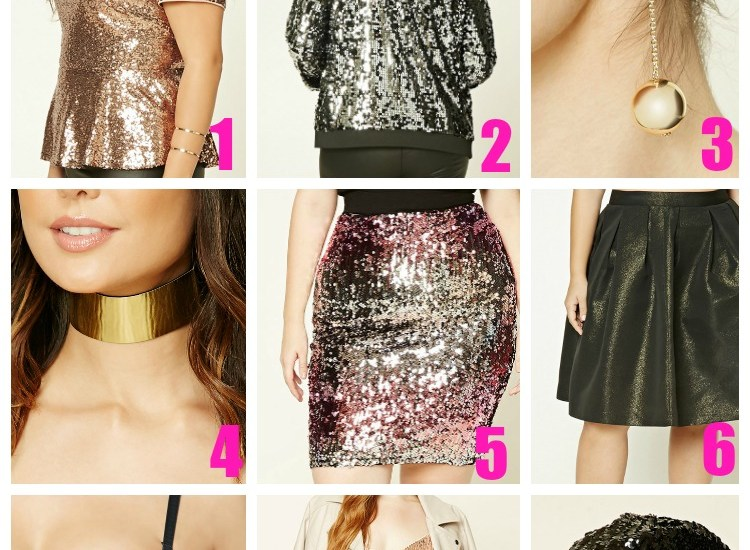 Plus Size New Years Eve Outfits