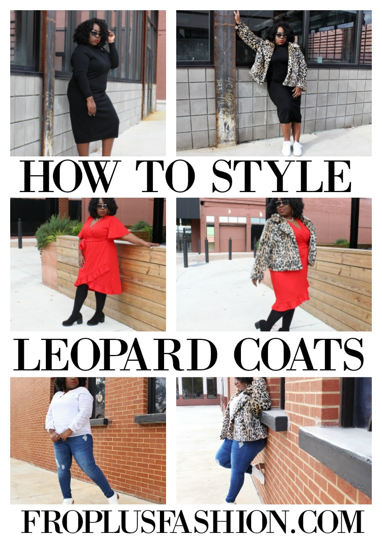 3 Ways to Style Leopard Coats