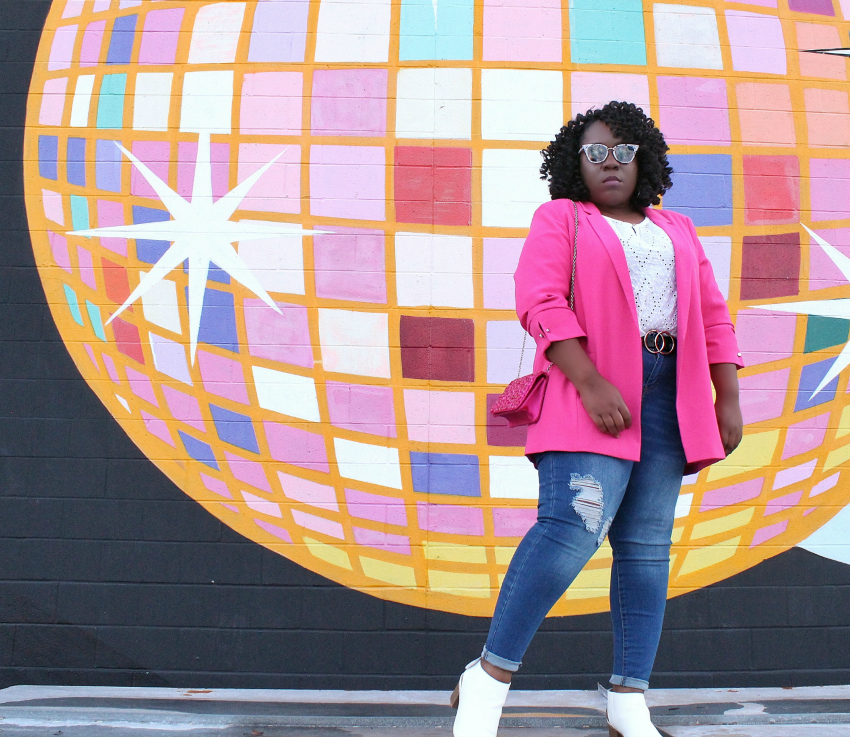 Plus Size Blazers for Spring