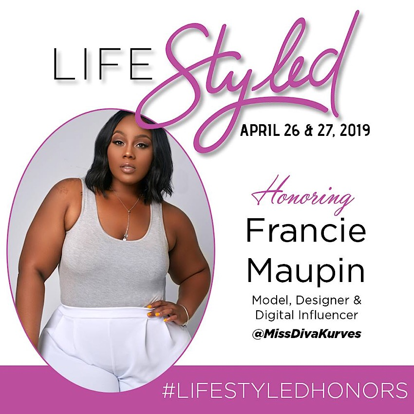 594027a7e Lifestyled Honors Honoree Danielle Young; Lifestyled Honors Honoree Francie  Maupin