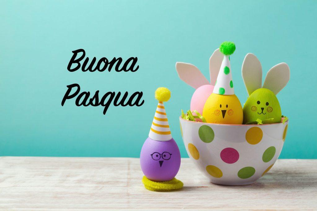 Menu di Pasqua.