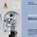 Mostre Ale Guzzetti e Brunella Longo – Fondazione Umberto Mastroianni.