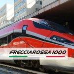 FS ITALIANE: DA DOMANI 18 NOVEMBRE IL FRECCIAROSSA FERMERÀ A FROSINONE E CASSINO.