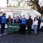 Serrone (FR) – raccolte ieri 30 sacche di sangue nell'iniziativa di Fare Verde e ANSI.
