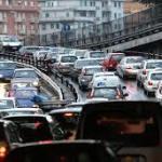 A Roma il 14 marzo torna domenica ecologica: stop auto e moto.