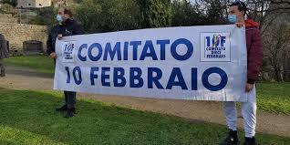 """Il Comitato 10 Febbraio aderisce alla manifestazione del 18 maggio in ricordo delle vittime delle """"Marocchinate""""."""