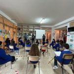 Giornata Terra. Gli studenti di pollica a scuola di clima, acqua, suolo.