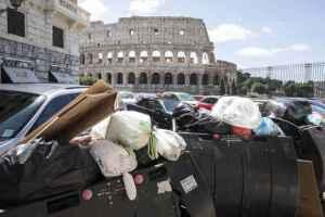 RIFIUTI. VALERIANI: SITUAZIONI INDECOROSE IN MOLTI QUARTIERI DI ROMA.