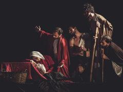 Aquino, Viviamo le nostre storie Festival: L'arte di Caravaggio con i Tableaux Vivants della Compagnia Rambelli.