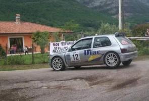 Rally Terra di Argil C.S n°7.