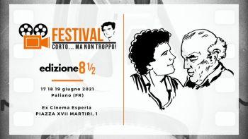 Paliano- Festival Corto Ma nontroppo! - Un successo per il primo evento in presenza della città.