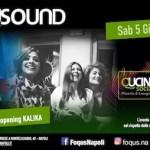 Greg Rega con le Kalìka e Andrea D'Alessio inaugurano il primo week-end live di FoquSound.