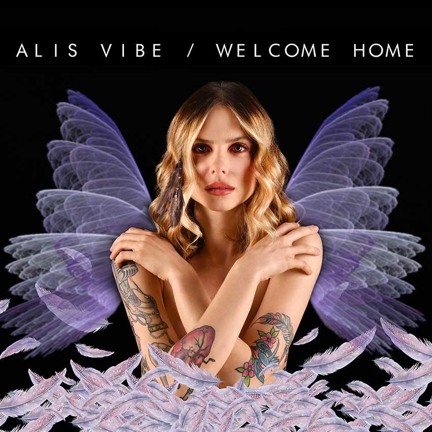 """11 giugno 2021, esce """"Welcome Home"""", singolo di debutto della cantautrice Alis Vibe."""