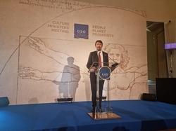 G20. DAL CLIMA AI DIRITTI UMANI, ECCO DICHIARAZIONE ROMA MINISTRI CULTURA.