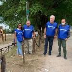 Frosinone e Latina, terminata la visita del presidente regionale d Fare Verde. Situazione ambientale grave.