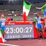 """Tokyo 2020, il momento d'oro dell'atletica italiana, Desalu: """"Non c'è Messi che tenga""""."""