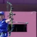 Paralimpiadi, Maria Andrea Virgilio vince il bronzo nel tiro con l'arco.