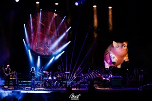 """Roma: Cavea Auditorium PdM: Pink Floyd Legend in """"Coming back to life"""" 7 agosto."""