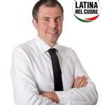 Candidatura Alessio Pagliari al consiglio comunale di Latina.