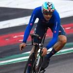 È sempre 'Top Ganna': il ciclista azzurro si conferma campione del mondo nella crono.