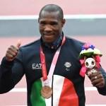 Paralimpiadi, Oney Tapia fa doppietta di medaglie. Italia oro nell'handbike a squadre.