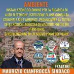 """Alatri, la ricetta di Maurizio Cianfrocca per una città più """"green""""."""